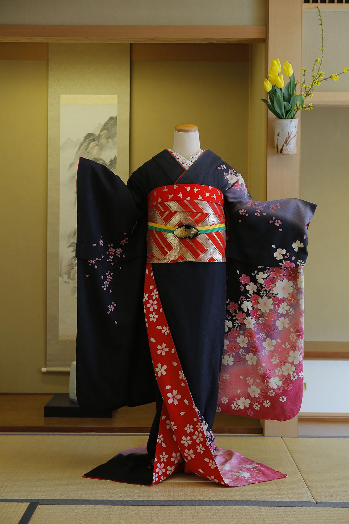 赤地檜垣紋
